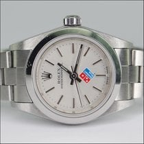 Rolex Oyster Perpetual Lady Stahl Domino´s Pizza