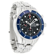 Omega Seamaster Professional Mens Automatic Chronograph Watch...