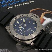 Panerai : Rare Special Edition Regatta 2011 Submersible 3 Days...