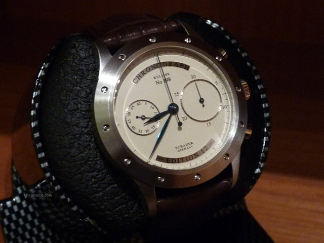 Jrg Schauer Chronograph Edition 12