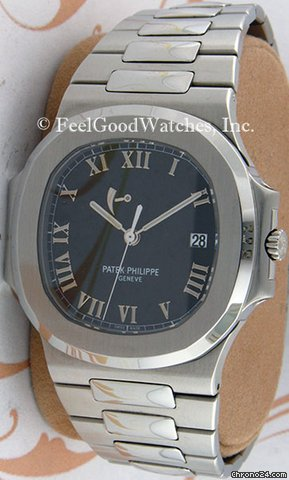 Patek Philippe 3710/1A Nautilus Jumbo, Steel