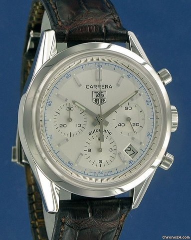TAG Heuer Carrera Chrono Automatic -- ON HOLD --