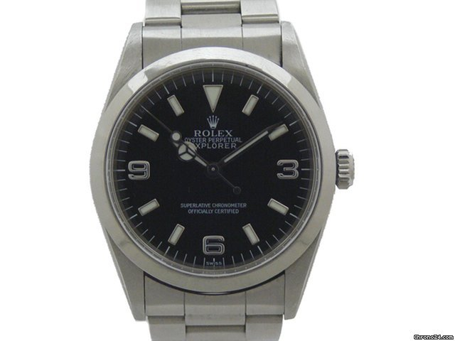 Rolex EXPLORER