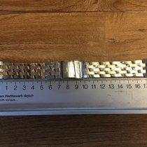 百年靈 (Breitling) Stahl/Rosegold Pilot 20,00 mm incl 19% MWST