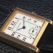 Longines Dolce Vita Heritage yelow gold Limited of 600 pieces