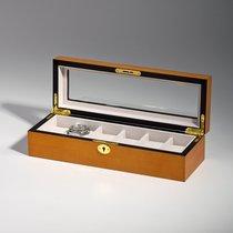 Rothenschild Uhrenschatulle RS-1087-6O fuer 6 Uhren oak