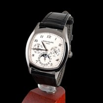 Patek Philippe perpetual calender white gold automatic men size