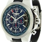 Breitling Bentley GMT Chronograph Watch A47362S4/B919 Black...