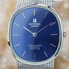 Universal Genève Swiss Made Watch Men's Micro Rotor...