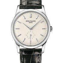 Patek Philippe Calatrava Men's Watch 5196G-001