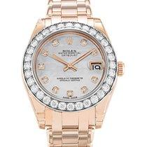 Rolex Datejust Special, Ref. 81285 - silber Perlmutt Diamant ZB