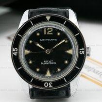 Blancpain MC4 Vintage Aqualung Bathyscaphe Circa 1960 (22265)