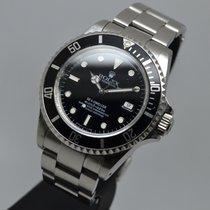 """Ρολεξ (Rolex) Sea Dweller 16600 """"W"""" serial Mint with 1..."""