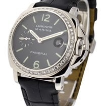 Panerai PAM 71 PAM 71 - Marina with original Diamond Bezel in...