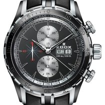 Edox Grand Ocean Chronograph Automatic