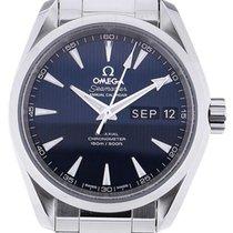 Omega Seamaster Aqua Terra 39 Annual Calendar