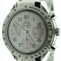 Omega Speedmaster Automatic Chronograph MOP Pink Dial 39mm SS...