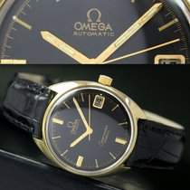 Omega Seamaster Cosmic Automatic Date Roll Gold Unisex Watch