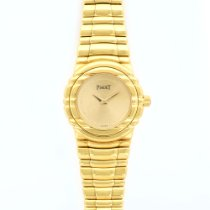 Piaget Yellow Gold Tanagra Bracelet Watch