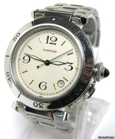 Cartier Pasha C38 R4020