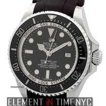Rolex Sea-Dweller Deepsea Stainless Steel 43mm With RubberB...