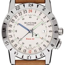 Glycine Airman Base 22 Swiss automatic movement