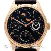 IWC Portugieser Perpetual Calendar Rotgold IW502119