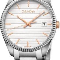 ck Calvin Klein Alliance Gent K5R31B46 Herrenarmbanduhr...