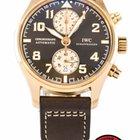 IWC Pilot's Chronograph Antoine de Saint-Exupéry Limited Edition