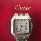 Cartier Large Steel Panthere LM