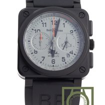 Bell & Ross BR 03 Rafale Grey Ceramic Chronograph Limited...