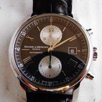 Baume & Mercier classima cronografo acciaio XL automatico