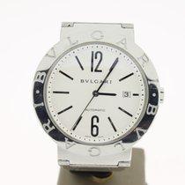 Bulgari Diagono Automatic Steel White Dial (B&P2007) 42mm