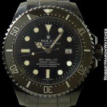 "Rolex 116600 Deep Sea Sea-dweller Black ""x"" Sam Simon..."
