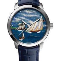 Ulysse Nardin Classico 18K White Gold Men's Watch