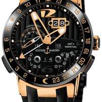 Ulysse Nardin El Toro GMT +/- Perpetual Calendar Mens Watch