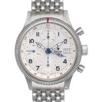 Tutima Flieger Chronograph F2 UTC Automatic Men's Watch – 780-72