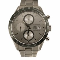 TAG Heuer Carrera Automatic Chronograph Watch CV2011 (Pre-Owned)