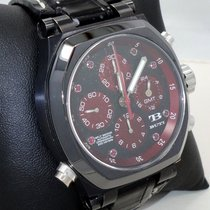 TB Buti Galilieo Gmt Very Limited Edition 18k Black Gold Red...
