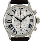 Louis Erard Les Asymetriques Stahl Chronograph Automatik...