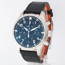 IWC Fliegeruhr Chronograph Neues Modell