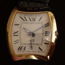 Bedat & Co Nº 3 automatic gold ladies watch