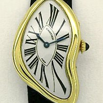 """Cartier """"Crash"""" Watch"""