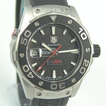 TAG Heuer Aquaracer Team USA Black Diver