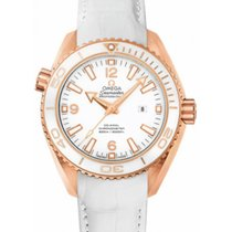 Omega 232.63.38.20.04.001 Planet Ocean 600M Co-Axial 37.5mm...