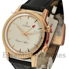Corum Charge dAffaires Limited Edition Manual in Rose Gold