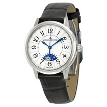 Jaeger-LeCoultre [NEW+SPECIAL] Rendezvous Silver Dial Ladies...