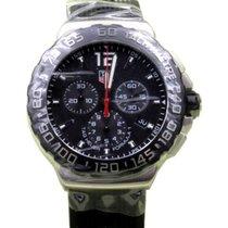 TAG Heuer Formula 1 Chronograph CAU1110.FT6024 42mm Black...