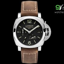 Panerai Pam 537 Luminor 1950 3days Gmt Power Reserve Automatic...