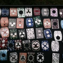 Franck Muller 80 different dials / plates